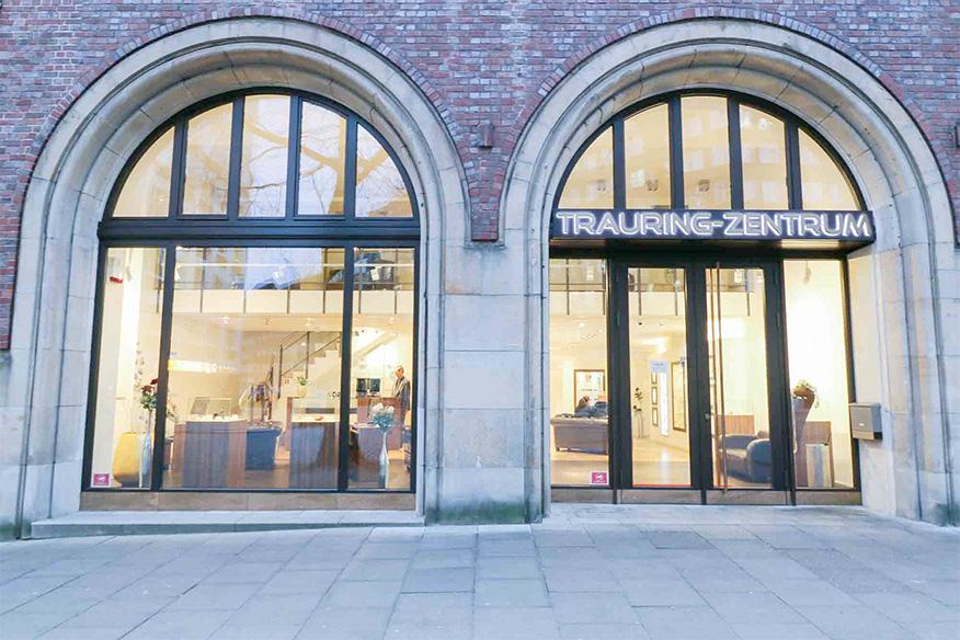 Trauring-Zentrum Hamburg